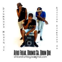 African DrumBoyz - African Lang (Original Mix)