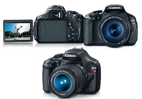 Canon eos Rebel T3 instruction Manual pdf