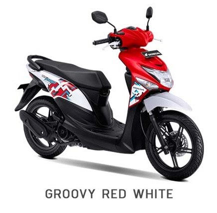 All New Honda Beat Pop