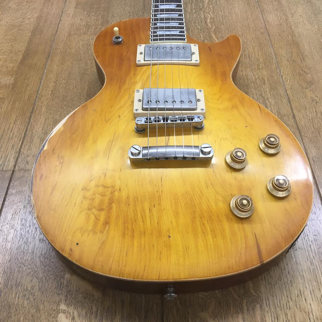 Relic Guitars R-Model