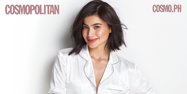 Anne Curtis Cosmopolitan June 2017 Philippines