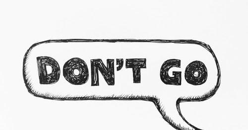 EXO: Lirik Lagu EXO Don't Go (Kiss & Hug Ver.)