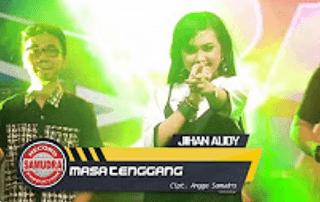 Lirik Lagu Masa Tenggang - Jihan Audy