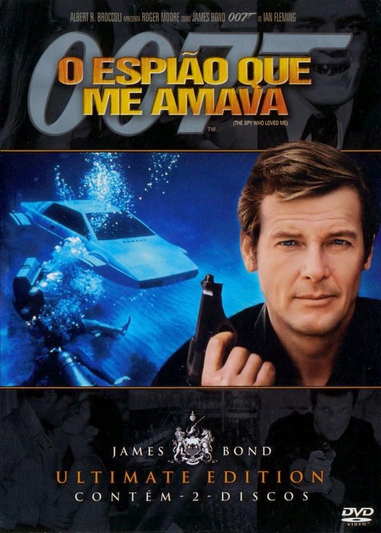 007: O Espião que me Amava – Legendado (1977)