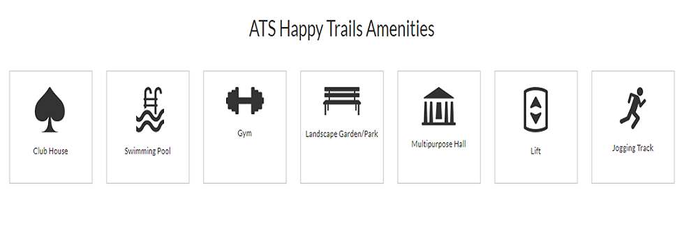 ATS Happy Trails Amenities