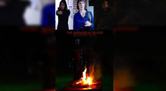 Sinopsis, detail dan nonton trailer Film The Avenger of Blood: Redemption (2017)
