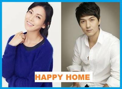 Happy Home Korean Drama