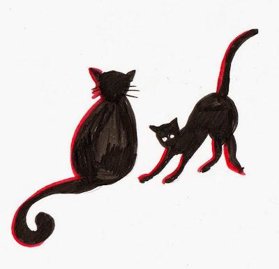 Эвелина Васильева. Коты