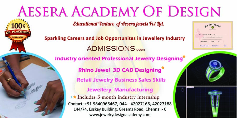PROFESSIONAL CHENNAI MATRIX RHINO JEWELLERY DESIGN CAD HAND SKETCH