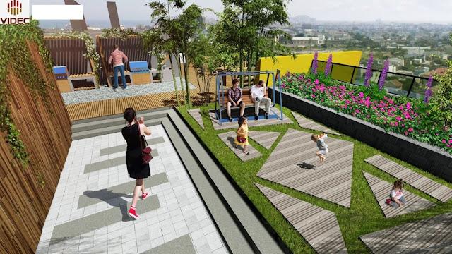 Vườn thượng uyển Riverside Garden
