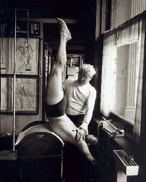 The Pilates Hundred: Man Behind the Method: Mr. Pilates