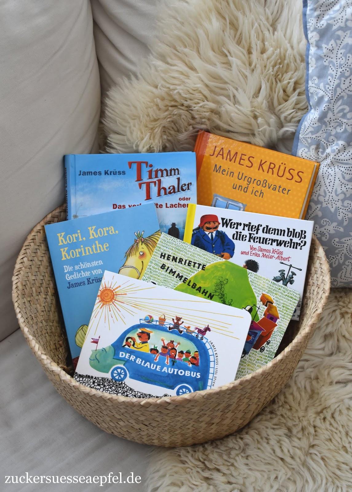 Der Bekannte Kinderbuchautor James Kruss Ein Portrat Zuckersusse Apfel Kreativer Familienblog Und Reiseblog