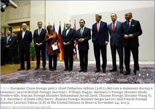 διεθνής συμφωνία του 2015 με το Ιράν