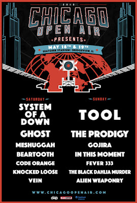 Chicago Open Air Presents 2019 Festival