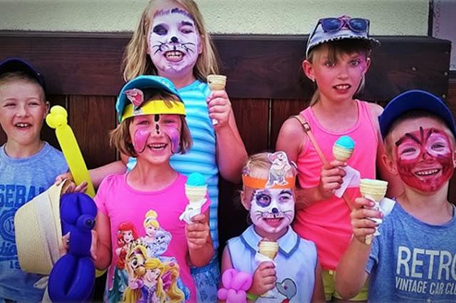 recreacionistas fiestas infantiles bogota