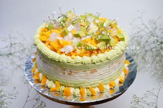 Es Teler Cake (Gluten Free)