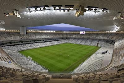 Estadio de Burdeos para la próxima Euro2016
