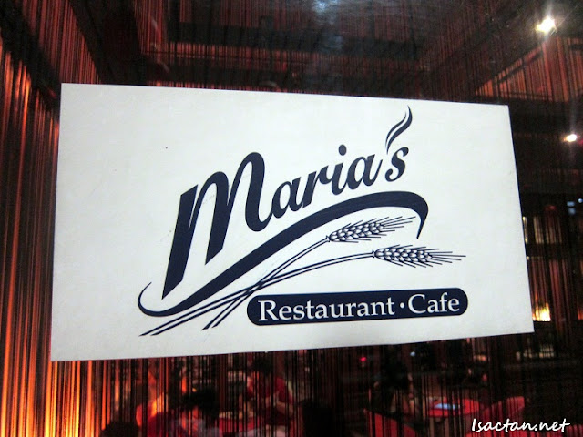 Maria's Restaurant And Cafe