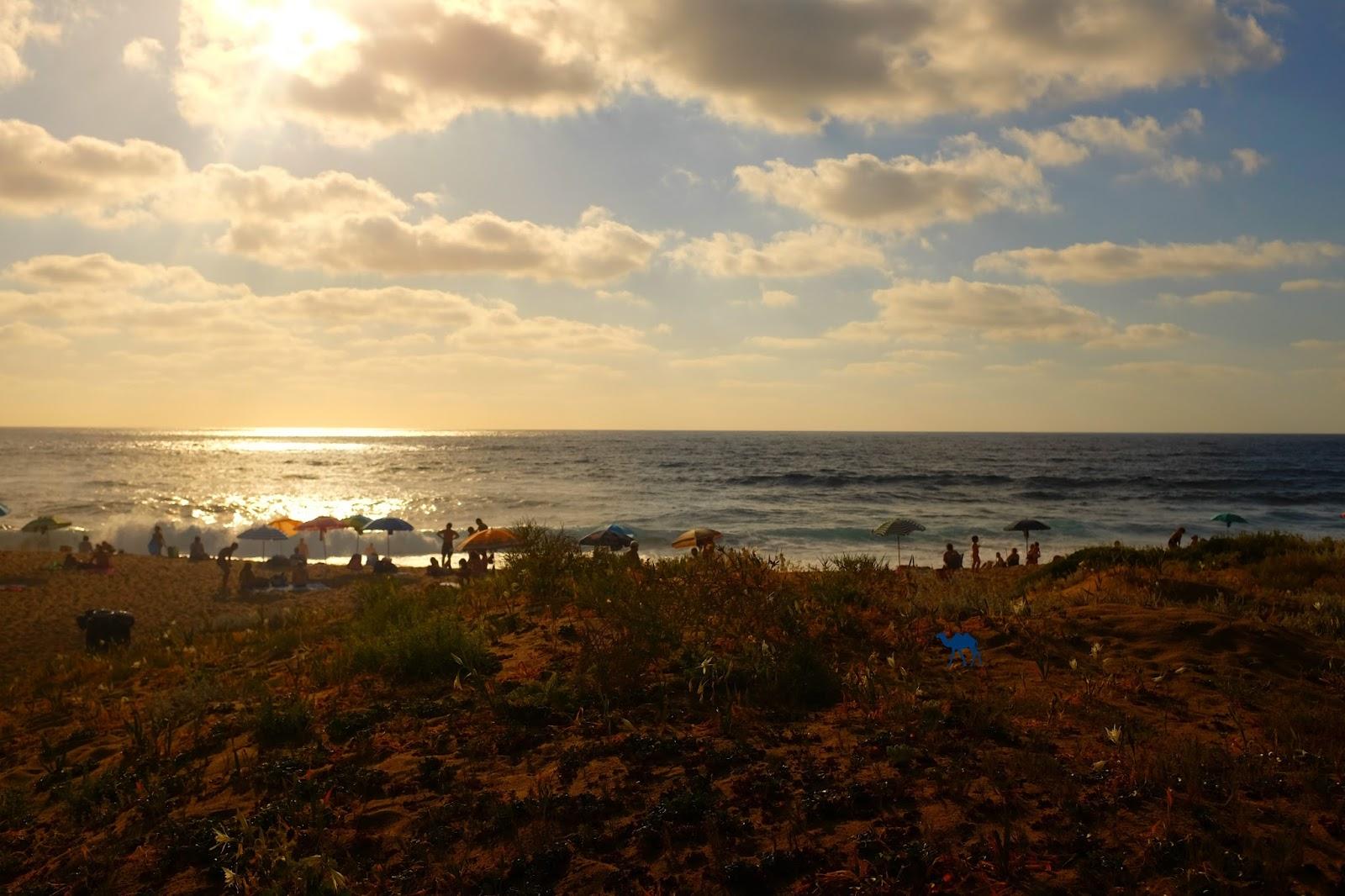Le Chameau Bleu - Spiaggia di Porte Alabe