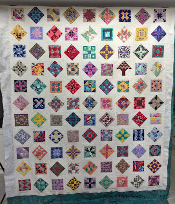 Penny's Farmer's Wife Quilt