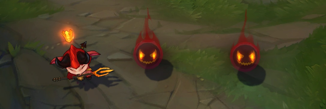 Surrender At 20 104 Pbe Update Little Devil Teemo Bewitching