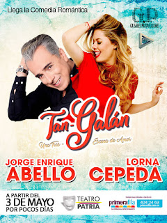 POS2 TAN GALAN Teatro Patria Bogota