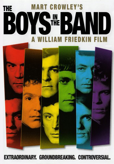 Steve Hayes' popular web series Tired Old Queen at the Movies deconstructs the film adaptation of the Broadway play, The Boys in the Band.