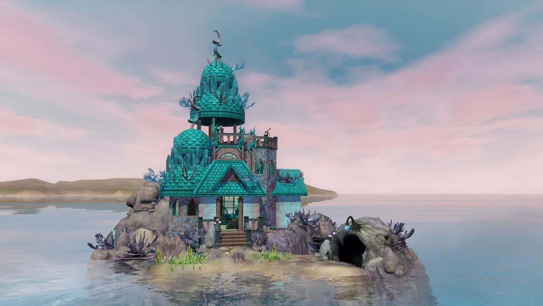 ของเสริม The Sims 3 บ้าน The Sims 3