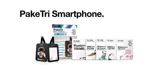 Harga PakeTri Smartphone