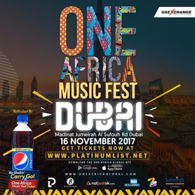 Zone Three 6 Network Becomes Official Media Partners For One Africa Music Festival 2017/18