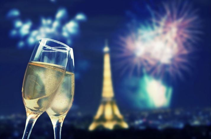 New Year's Eve at Sofitel Plaza Manila: Midnight in Paris