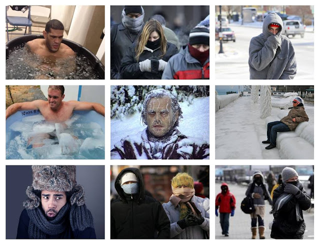 Why some people always feel cold while others are always hot !