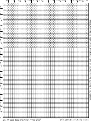 Printable Beading Graph Paper Koranstickenco