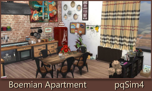 how to build an apartment in sims 4
