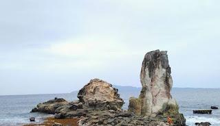 Pantai Karang Putih Lampung