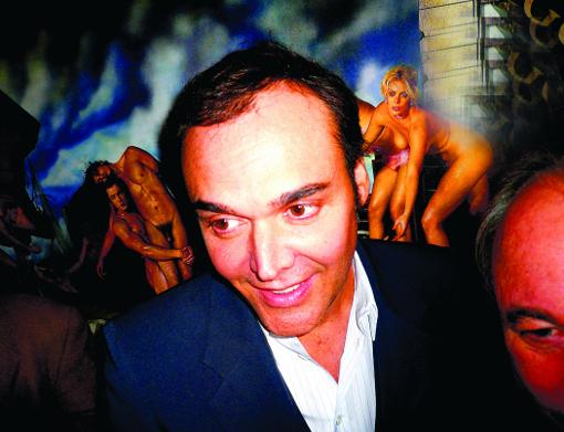 David LaChapelle artiste plasticien art contemporain franck chevalier paris