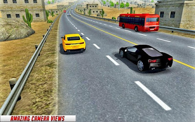 Modern Car top drift Traffic Race- free APK