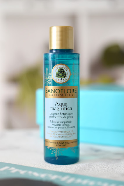 Aqua Magnifica Sanoflore - Prescription Lab avril 2018
