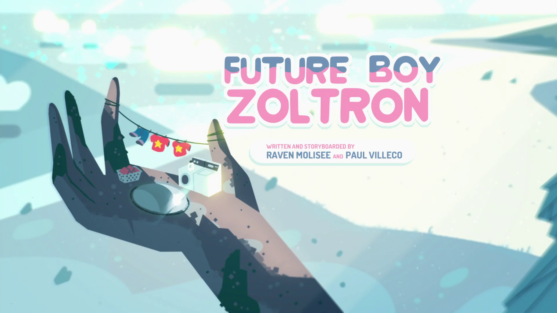 Steven Universo - Zoltron, Menino do Fututo
