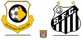São Bernardo X Santos FC