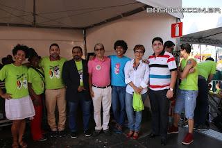 IMG 9839 - 13ª Parada do Orgulho LGBT Contagem reuniu milhares de pessoas