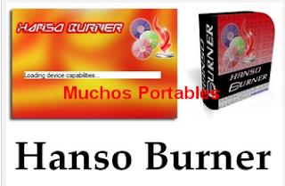 Hanso Burner Portable