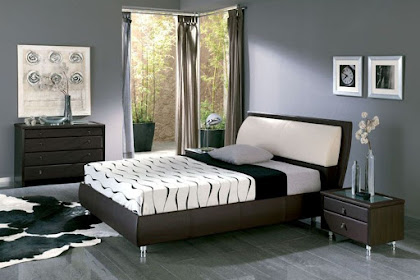 Decorating ideas for a small bedroom for two