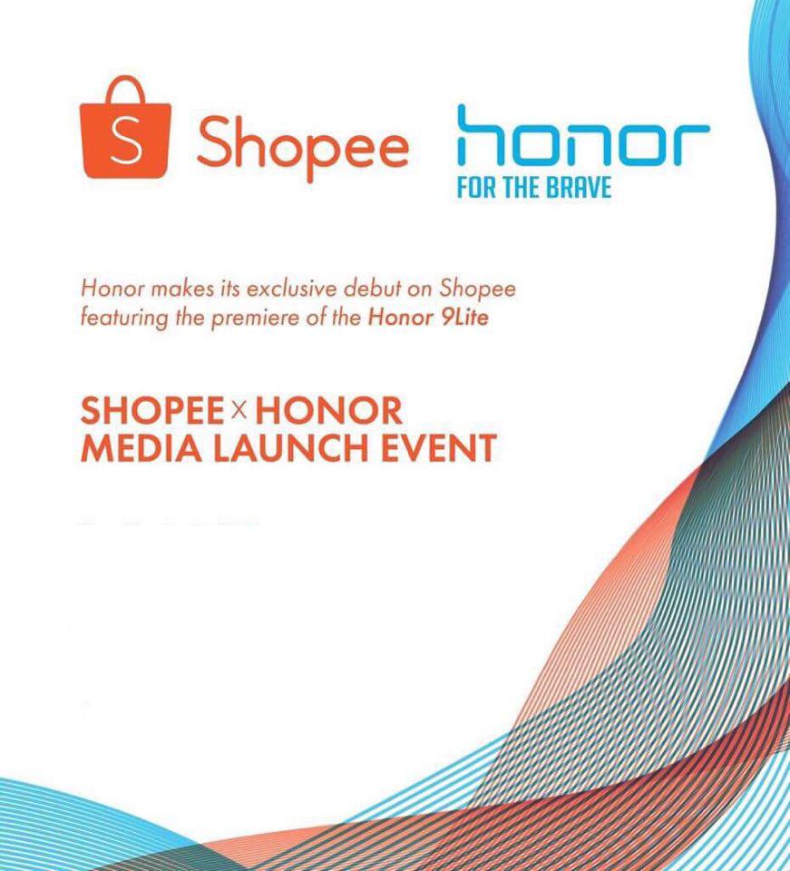 Shopee PH x Honor!