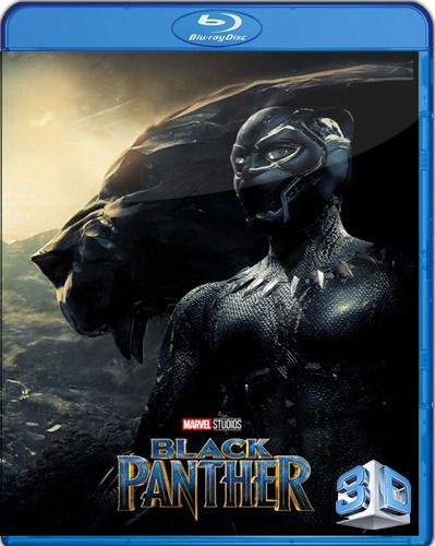 Black Panther [2018] [BD50] [Latino] [3D]