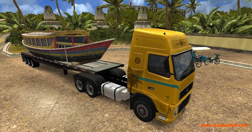 18 Wheels of Steel Extreme Trucker 2 PC Full Español
