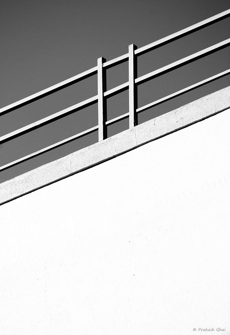 Minimalist photos october 2014 for Terrace railing