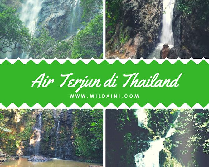 7 Air Terjun Terindah di Thailand yang Wajib Anda Sambangi