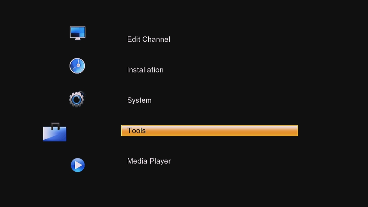PSI S2 HD ကို usb ဖြင့် upgradeနှင့်back up