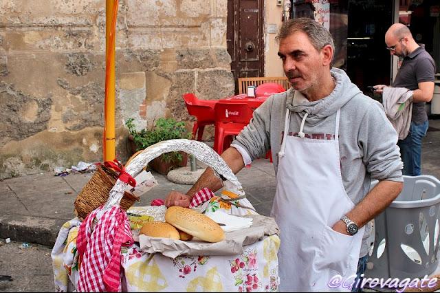 palermo frittula mercato Capo